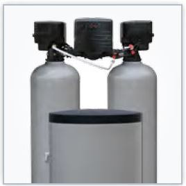 Picture duplex well water softener belmont mt holly nc